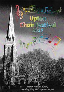 Upton Festival programme
