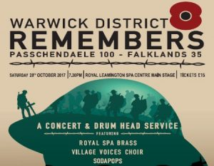 Warwick District remembers concert