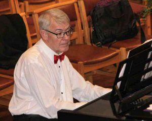 Roger Haygreen Accompanist