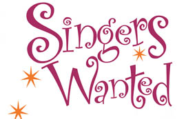 Singers Wanted