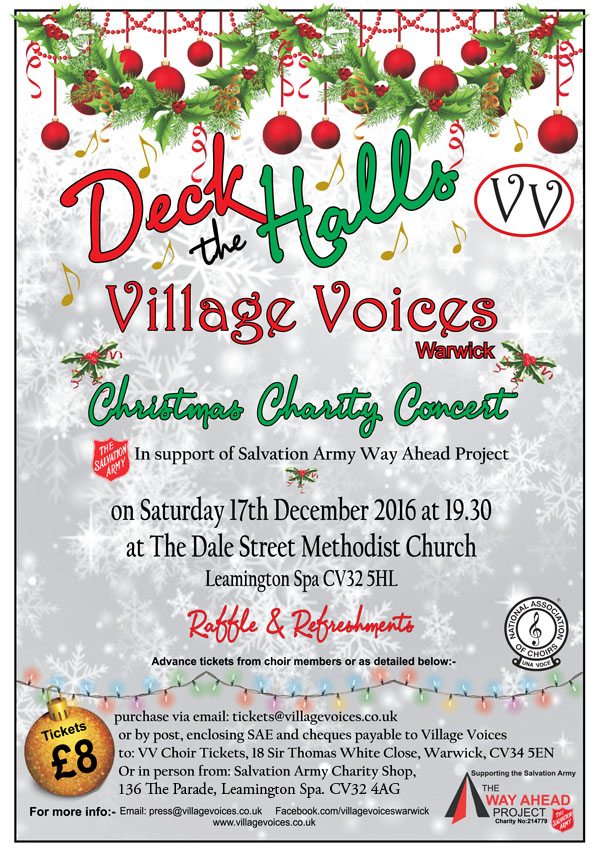Deck the Halls Christmas Concert
