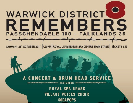 Warwick District Remembers