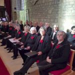 Choir at St Gregory's Church
