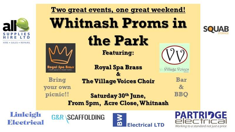 Whitnash Proms in the Park